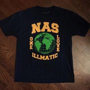 Men's Nas Tee Shirt